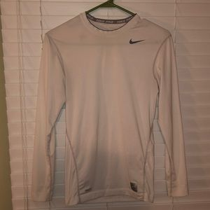 Nike Fit/Nike Pro Tight Long Sleeve Top